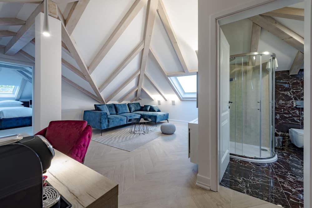 Penthouse Suite - Soggiorno