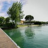 Dzīvokļnumurs, viena guļamistaba, skats uz ezeru, pirmais stāvs (Primavera 1) - Numurs