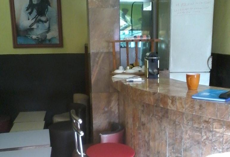 Akwaba Hotel, Abidjan, Hotelbar