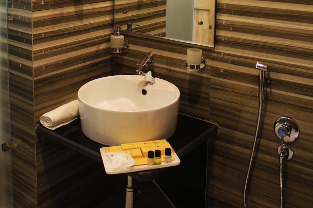 Deluxe Double Room Single Use, 1 Katil Kelamin (Double) - Bilik mandi