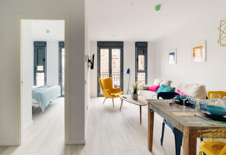 Urban Vida Ribera, Madrid, Apartemen, 1 kamar tidur, Kamar Tamu
