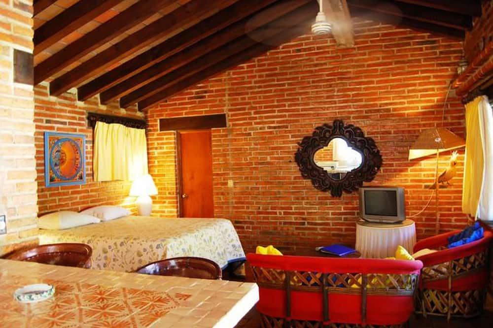 Tradičný štúdiový apartmán, 1 spálňa - Obývacie priestory