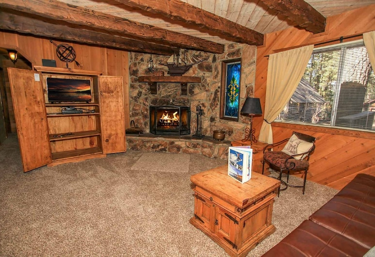 Bravo Big Bear Lodge Two, Big Bear Lake, Olohuone