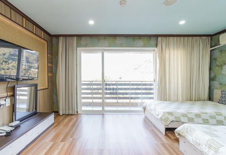 永浩渡假村, 束草, 標準客房, 客房