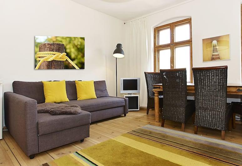 Berlin-Apartments, Berlin, Lägenhet - 2 sovrum - kök, Vardagsrum