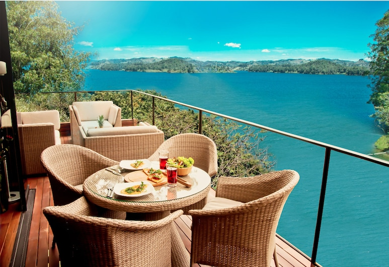 Luxe by The Charlee, Guatape, Premier Cabin, 2 Bedrooms, Terrace/Patio