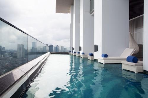 雅加達蘇迪曼雅詩閣飯店/