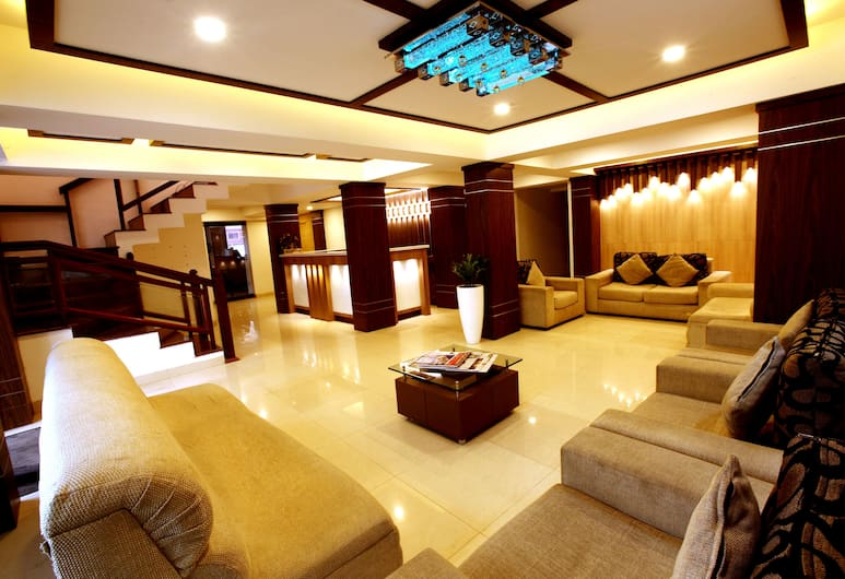 Prayana Hotels, Kočis, Poilsio zona vestibiulyje