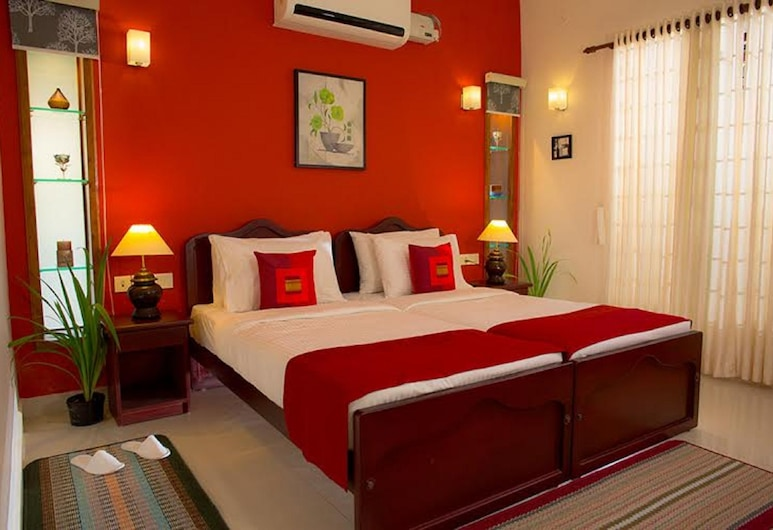 The Francis Residence, Kochi, Luxury Double Room, Guest Room