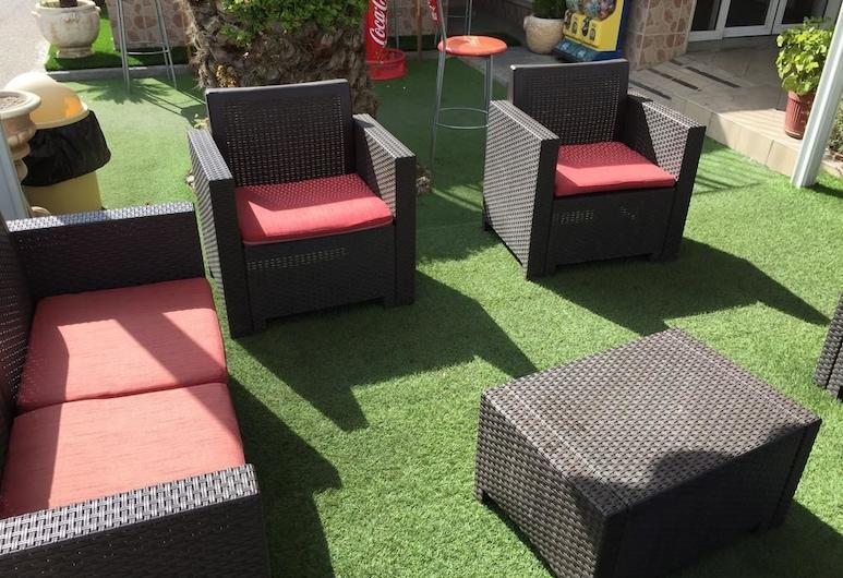 Motel Basentum, Salandra, Terraza o patio