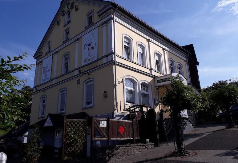 城市飯店, 貝特茨多爾夫, 飯店入口