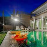 Three Bedrooms Private Pool Villa - Terrass