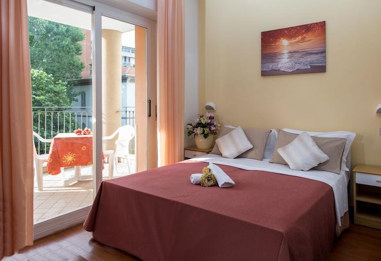 Hotel Villa Gioiosa, Rimini, Chambre Quadruple, Chambre