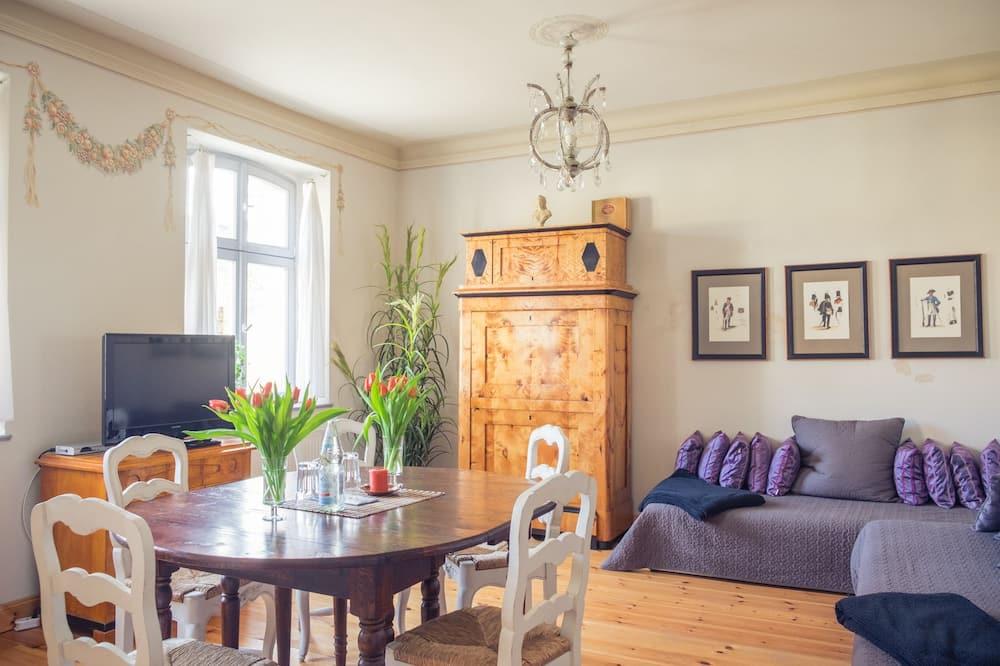 Apartment (Friedrich) - Living Room
