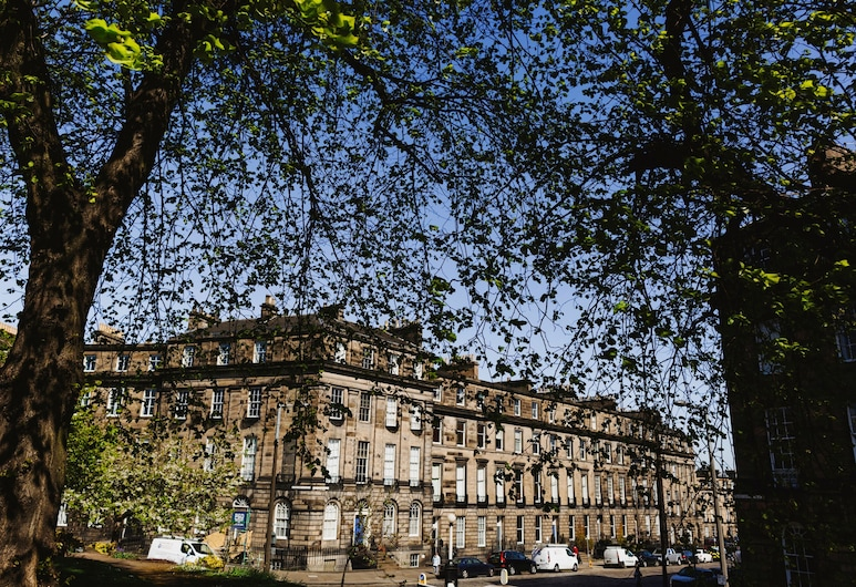Dean View at Great Stuart Street, Edinburgh, Front of property