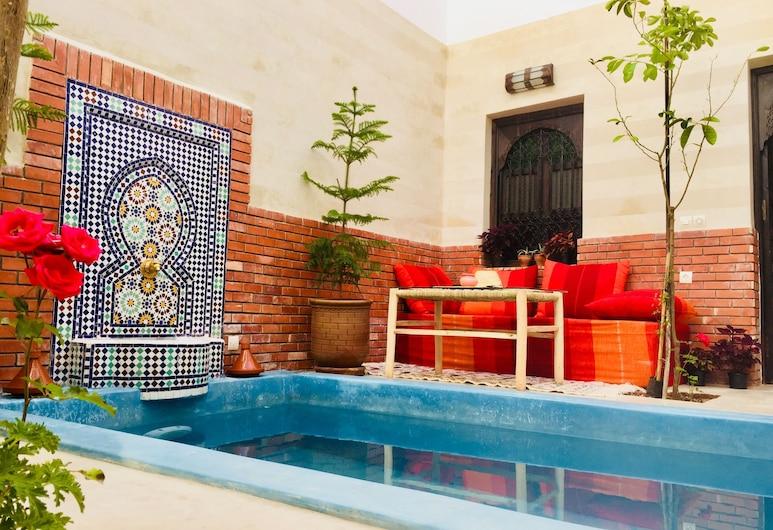 Riad 46, Marrakech, Nội thất khách sạn