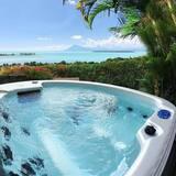 Island View Suite on Le Morne - Banheira de hidromassagem privada
