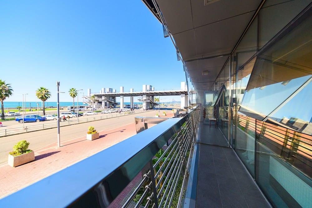 Standard Triple Room, Sea View - Balkoni