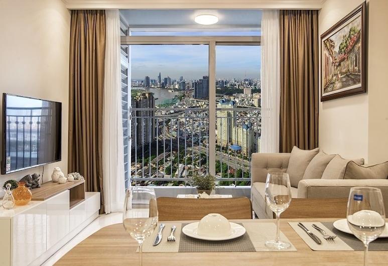 Brilliant HCMC Service Apartments, Ho Chi Minh-Stad