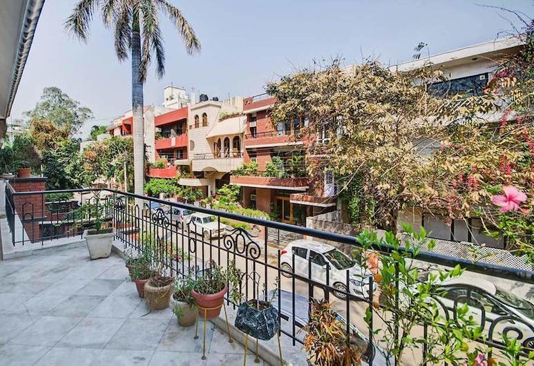 Secludecity, New Delhi, Lejlighed - 3 soveværelser, Altan