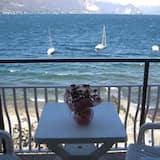 Double Room, Lake View - Balcony