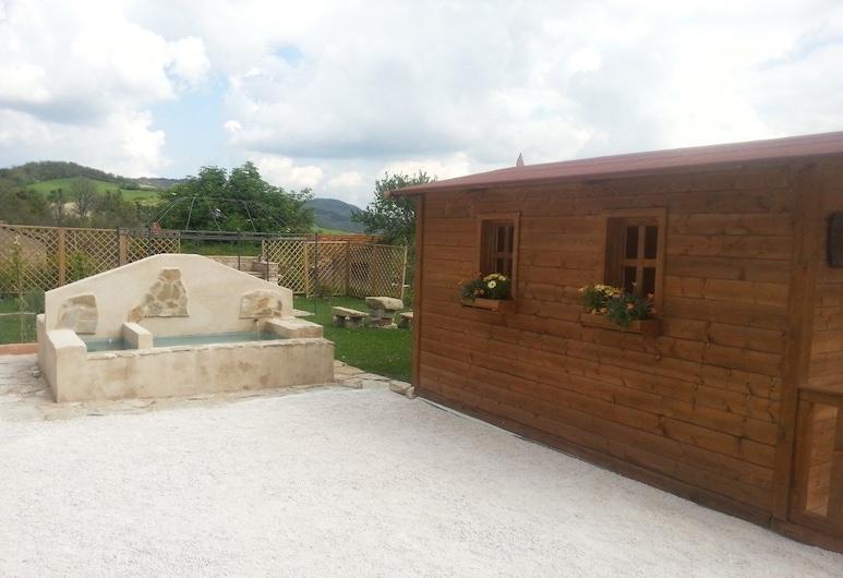 Agriturismo Dai Du Bourdei, Frontino, Hotelli territoorium