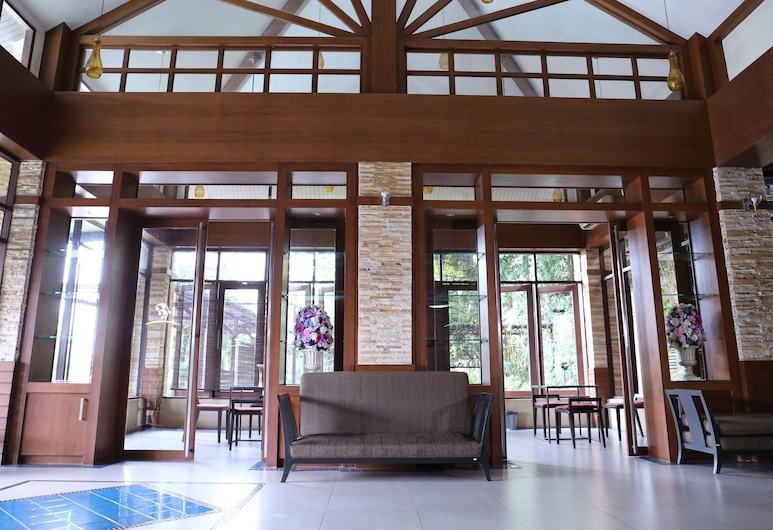 Suparee Park View Hotel, Khon Kaen, Sitteområde i lobbyen