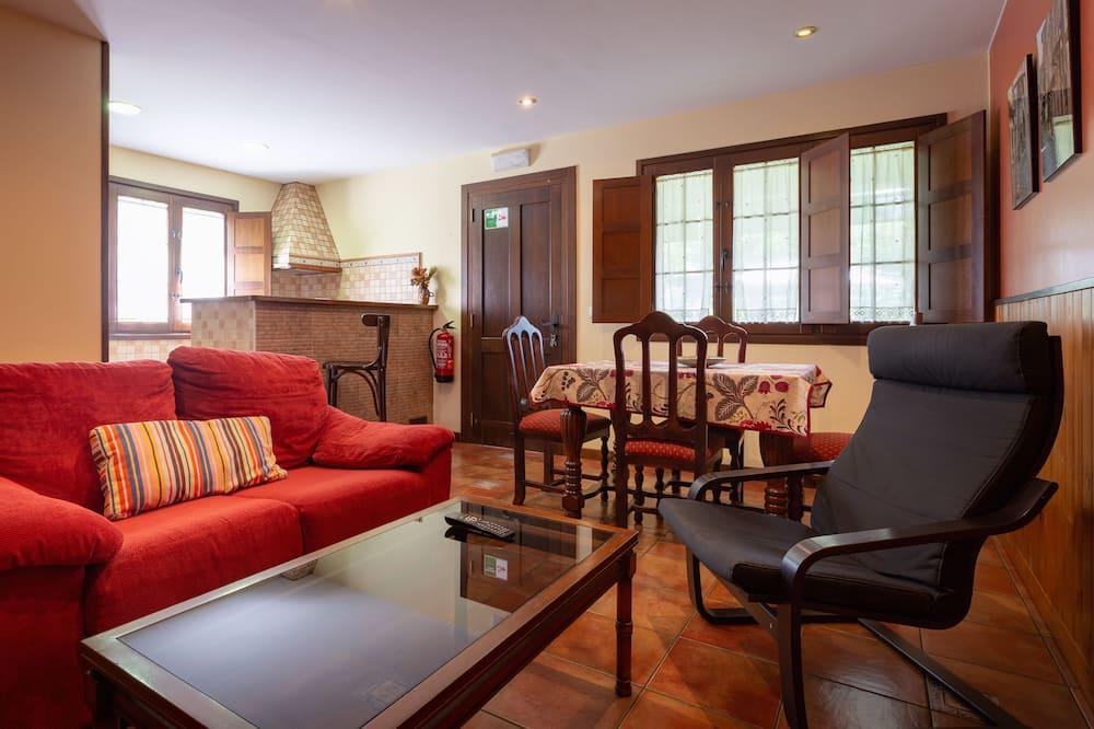 Lägenhet Comfort - 1 sovrum - Vardagsrum