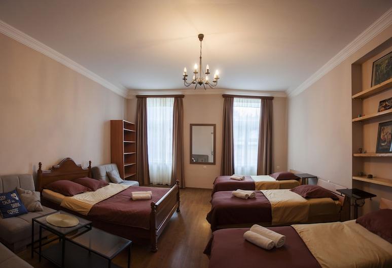 Guest House Lile, Tbilisi, Perhehuone, Jaettu kylpyhuone, Vierashuone