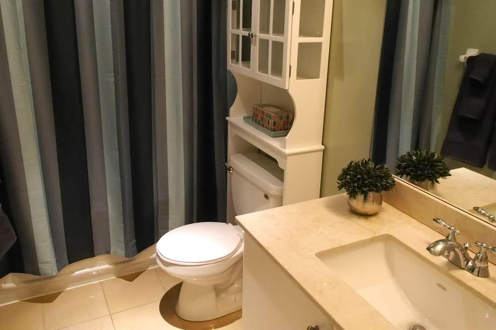 Byt - Kúpeľňa