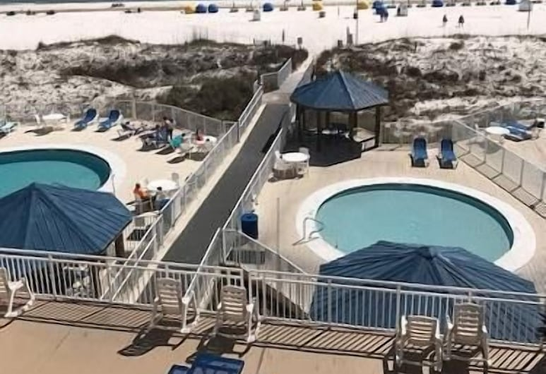 Sugar Beach 356 1 Bedroom Condo, Orange Beach, Íbúð - 1 svefnherbergi, Sundlaug