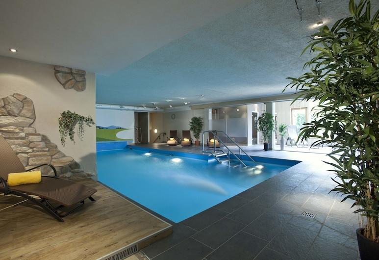 Hotel Tyrol, Oberstaufen, Indoor Pool