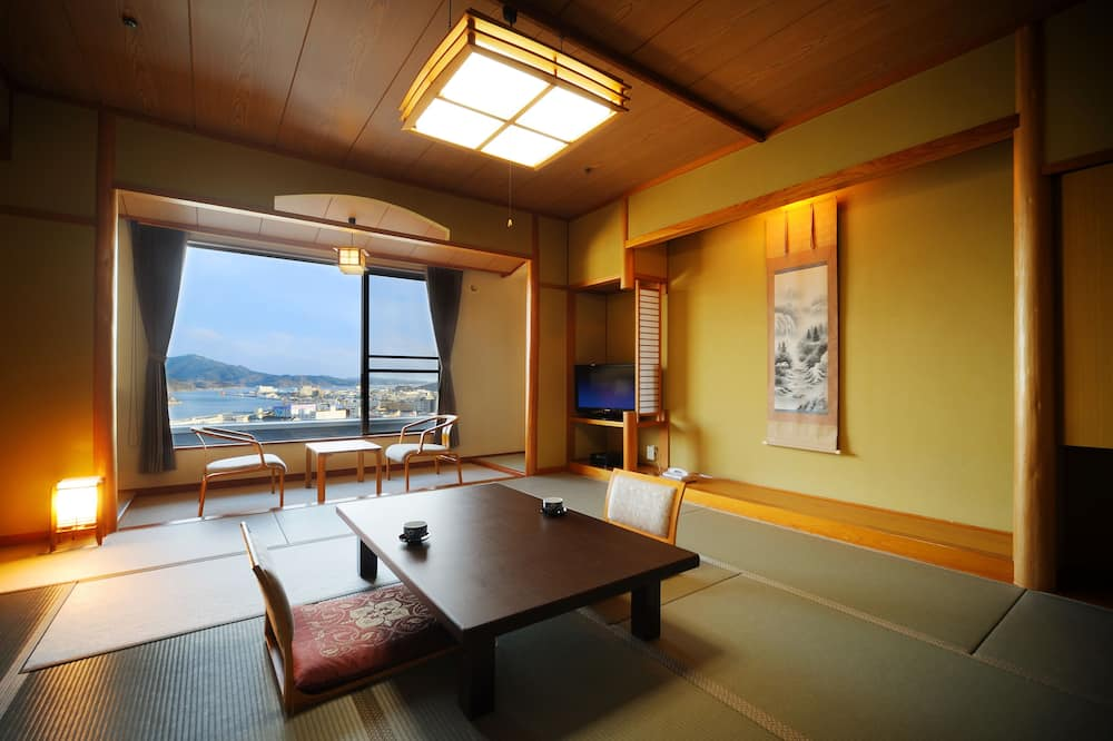 Traditional-Zimmer, Meerblick (Japanese Style, Half Board) - Zimmer