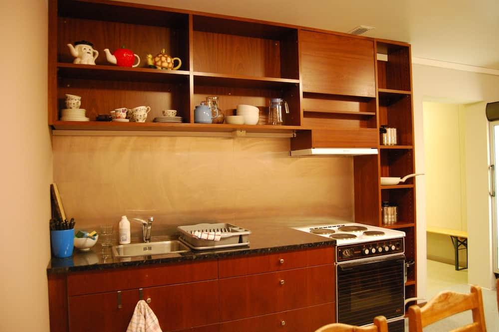 雙人或雙床房, 多張床, 共用浴室 (Private Room) - 共用廚房設施
