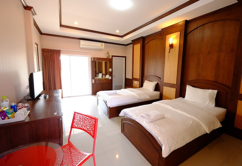 The Muk Lagoon, Mukdahan, Connection Room (2 Bedrooms), Hosťovská izba