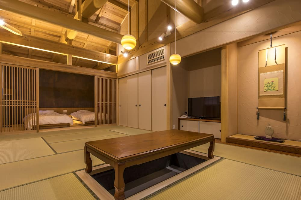 Luxusný apartmán - Obývacie priestory