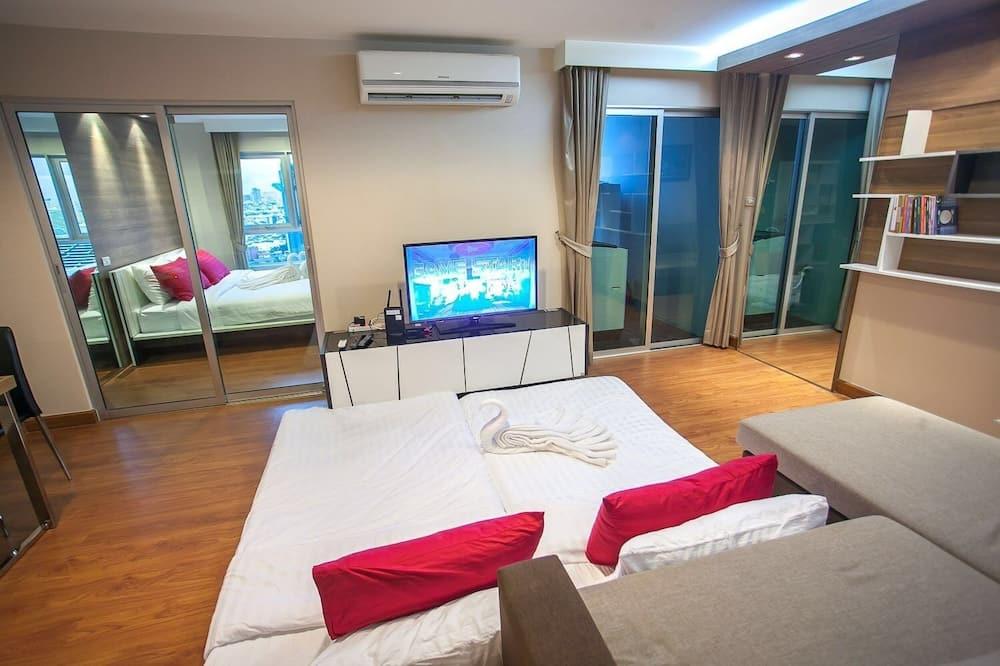 Standard Double Room  - Obývacie priestory