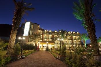Kumluca bölgesindeki Palmira Hotel resmi