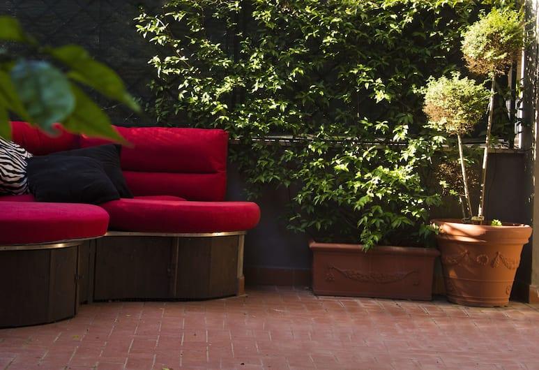 Vatican Short Term Rental with Terrace, Rom