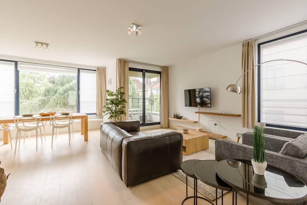 Apartment (4th floor) - Living Room