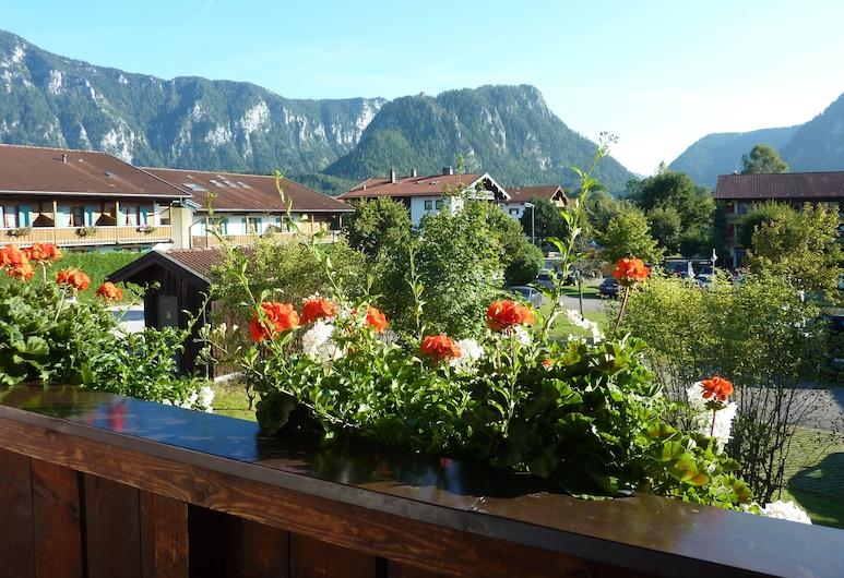 Apartmenthaus Sonnenschein, Inzell, Dzīvokļnumurs (Lavendel), Balkons