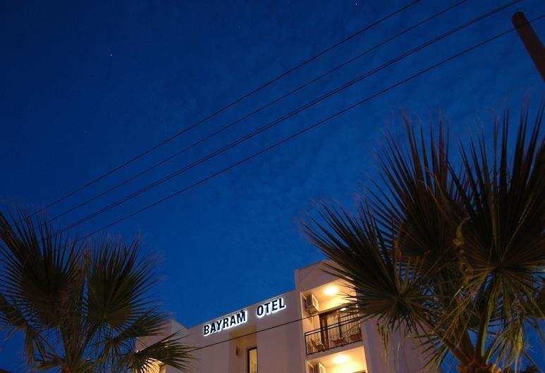 Bayram Hotel, Cesme, Fachada do Hotel