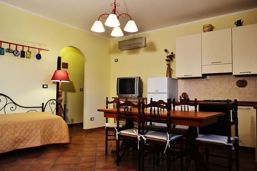 Căn hộ, 3 phòng ngủ - Ăn uống tại phòng