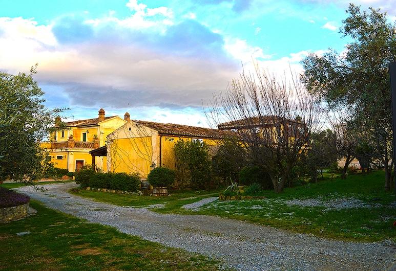 弗朗吉溫托農莊飯店, Corigliano-Rossano, 外觀
