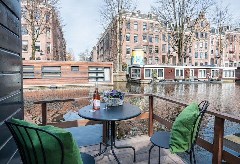 Houseboat Lady Jane Amsterdam, Amsterdam, Terrace/Patio