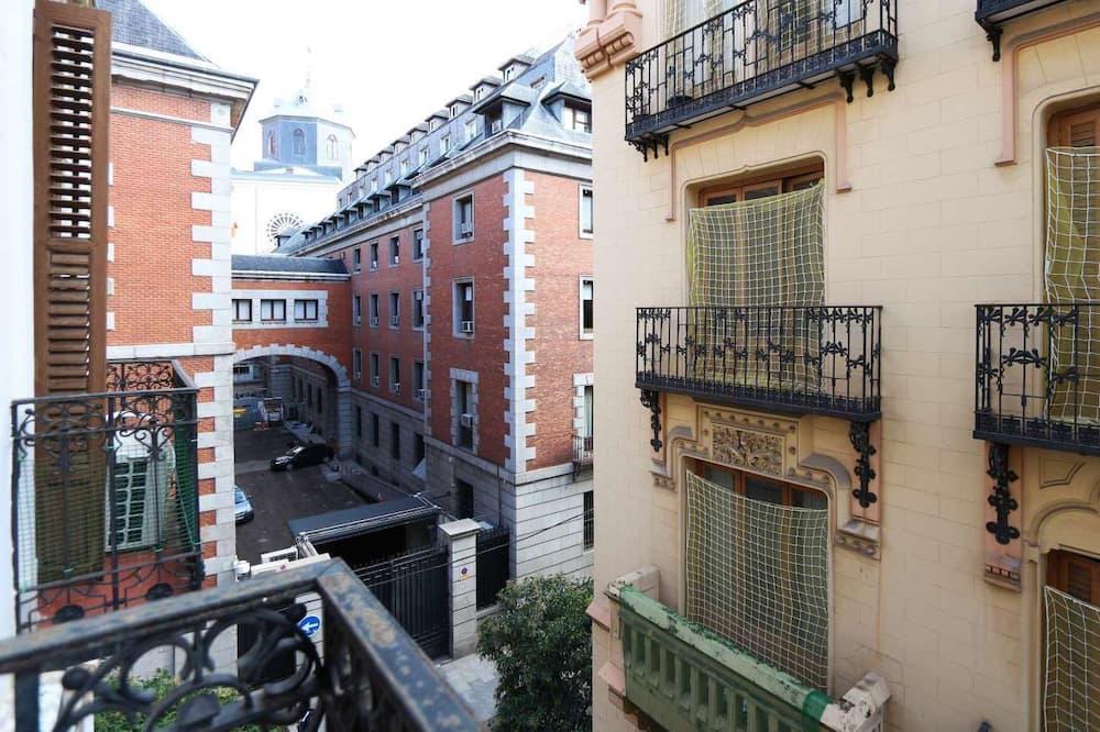 apartman (I2) - Erkély