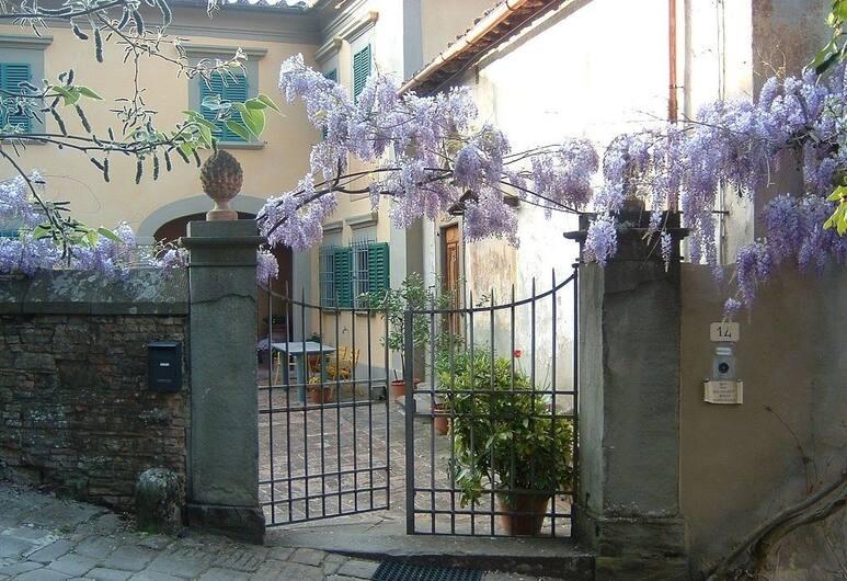 Bed and Breakfast Borgo Ponte dell'Asse, Scandicci, Pintu Masuk Hotel