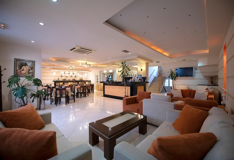 Evanik Hotel, Kalymnos, Anddyri