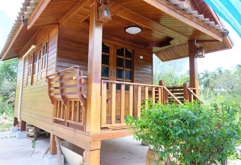 Woodpoint T&B House, Ko Lanta, Standard Bungalow, Terrasse/veranda