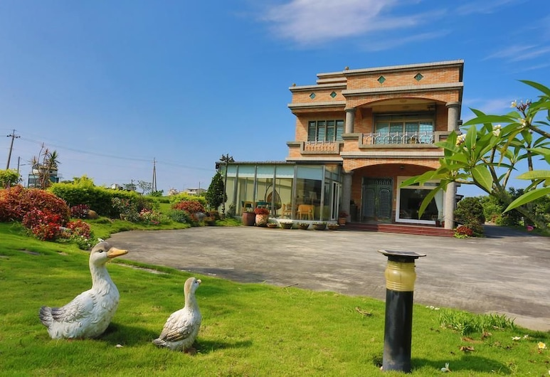 Campestral Garden B&B, Jiaoxi, Hotellets front